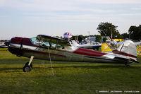 N2197C @ KOSH - Cessna 195B Bussinesliner  C/N 16182, N2197C
