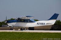 N210BX @ KOSH - Cessna 210L Centurion  C/N 21059583, N210BX
