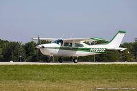N59292 @ KOSH - Cessna 210L Centurion  C/N 21060196, N59292