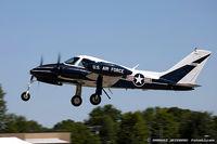N5076A @ KOSH - Cessna 310E  C/N 310M0018 , N5076A
