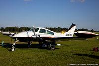 N14BR @ KOSH - Cessna 310K  C/N 310K0104, N14BR