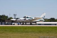 N310AW @ KOSH - Cessna 310P  C/N 310P0231, N310AW