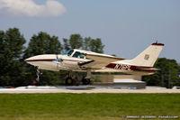 N76PL @ KOSH - Cessna 310R  C/N 310R0660, N76PL
