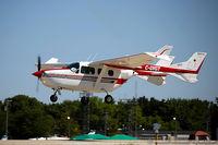 C-GVGT @ KOSH - Cessna 337G Super Skymaster  C/N 37701804, C-GVGT