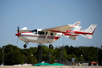 C-GVGT @ KOSH - Cessna 337G Super Skymaster  C/N 37701804, C-GVGT - by Dariusz Jezewski www.FotoDj.com