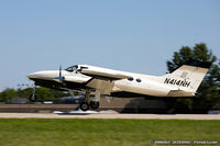 N414NH @ KOSH - Cessna 414  C/N 414-0640, N414NH