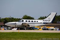 N30FB @ KOSH - Cessna 414A Chancellor  C/N 414A0067, N30FB