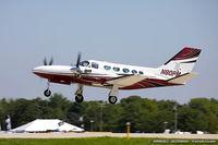 N80PM @ KOSH - Cessna 425 Corsair  C/N 425-0181 , N80PM