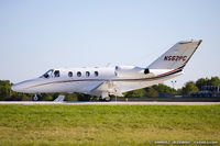 N562PC @ KOSH - Cessna 525 Citationjet CJ1  C/N 525-0151 , N562PC