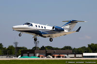 N525LS @ KOSH - Cessna 525 Citationjet CJ1  C/N 525-0840 , N525LS