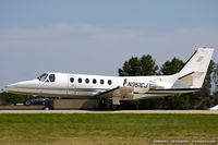 N351CJ @ KOSH - Cessna 550 Citation II  C/N 550-0351, N351CJ