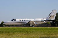 N725DS @ KOSH - Cessna 550 Citation II  C/N 550-0822, N725DS