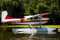 C-FAUM @ KOSH - Cessna A185E Skywagon 185  C/N 18501709, C-FAUM