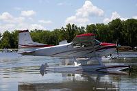 N2577Q @ KOSH - Cessna A185F Skywagon  C/N 18503520, N2577Q