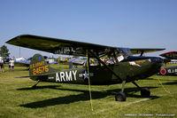 N4848M @ KOSH - Cessna L-19 Bird Dog  C/N 24575, N4848M