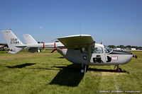 N976AW @ KOSH - Cessna M337B (O-2A Super Skymaster) C/N 337M0442, N976AW
