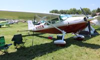 N180EM @ OSH - Cessna 180H