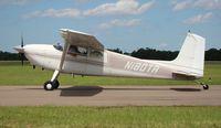 N180TR @ LAL - Cessna 180A