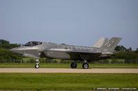 11-5037 - F-35A Lightning II 11-5037 LF from 61st FS Top Dogs 58th OG Luke AFB, AZ