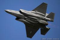 11-5038 - F-35A Lightning II 11-5038 LF from 61st FS Top Dogs 58th OG Luke AFB, AZ