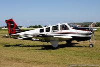 N136HB - Hawker Beechcraft Corp G36 Bonanza  C/N E-3987 , N136HB
