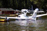 N1400P - Lake LA-4-250 Renegade  C/N 3, N1400P - by Dariusz Jezewski www.FotoDj.com