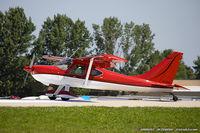 N321DM - Glasair GS-2 Sportsman  C/N 7264, N321DM