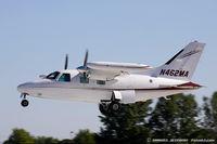 N462MA - Mitsubishi MU-2B-25  C/N 302, N462MA