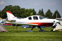 N546ES - Lancair ES  C/N MEW001ES , N546ES