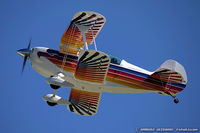 N555DK - Christen Eagle II  C/N HOLMAN 0001 , N555DK