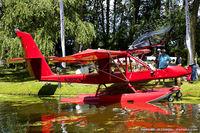 N707CS - Lockwood Aircam  C/N AC158, N707CS