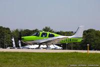 N824QW - Cirrus SR22T  C/N 1517, N824QW