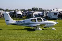 N836C - Cirrus SR20  C/N 1289, N836C