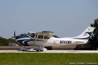 N846MK - Cessna T182T Turbo Skylane  C/N T18208911, N846MK