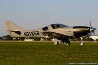 N916WB - Lancair Legacy  C/N L2K-231 , N916WB