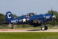 N72378 - Chance Vought F4U-4 Corsair  C/N 97388, NX72378