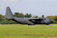 5226 @ LFRB - Lockheed C-130H Hercules (61-PK), Taxiing to holding point rwy 25L, Brest-Bretagne airport (LFRB-BES) - by Yves-Q