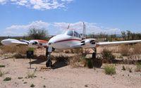 N182Z @ DMA - Cessna 310