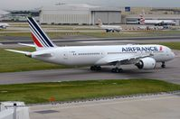 F-HRBC @ EGCC - Air France B789 leaving LHR - by FerryPNL