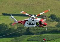 G-MCGK - S92 on tasking in the Aberystwyth area. - by id2770