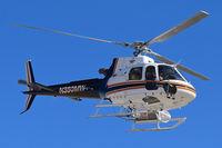 N350MW @ KBOI - Departing BLM helo pad. - by Gerald Howard