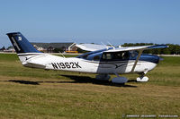 N1962K - Cessna T206H Turbo Stationair  C/N T20609092, N1962K