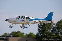 N276GE - Cirrus SR22  C/N 4150, N276GE