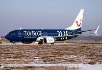 D-ATUD @ EDSB - TUI Blue  Livery - by Gerhard Ruehl