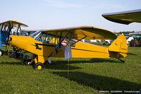 N1532V @ KOSH - Piper PA-18 Super Cub  C/N 18-572 , N1532V