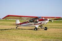 N13VC @ KOSH - Piper PA-18 Super Cub (replica)  C/N 2, N13VC - by Dariusz Jezewski www.FotoDj.com