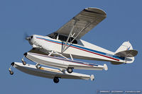 N157PJ @ KOSH - Piper PA-12 Cub Cruiser  C/N 12-1152 , N157PJ