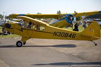 N30846 @ KOSH - Piper J3C-65 Cub C/N 5143, N30846