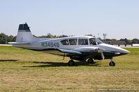 N3494B @ KOSH - Piper PA-23 Apache  C/N 23-282 , N3494B