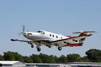N439CM @ KOSH - Pilatus PC-12/47E  C/N 1377, N439CM
